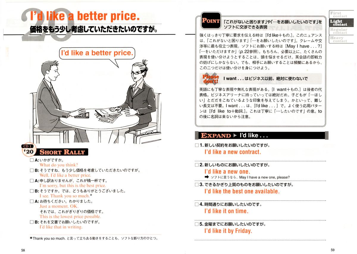 ビジネス英会話2